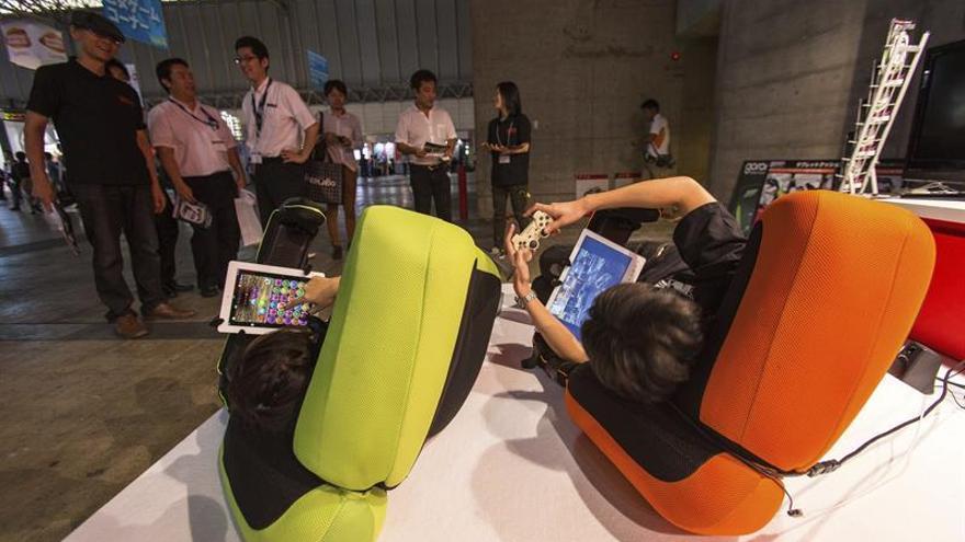 Empieza el Tokyo Game Show con la realidad virtual como protagonista