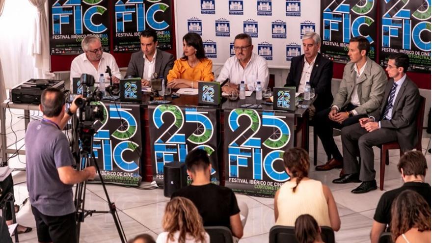 Presentación del Festival Ibérico de Cine