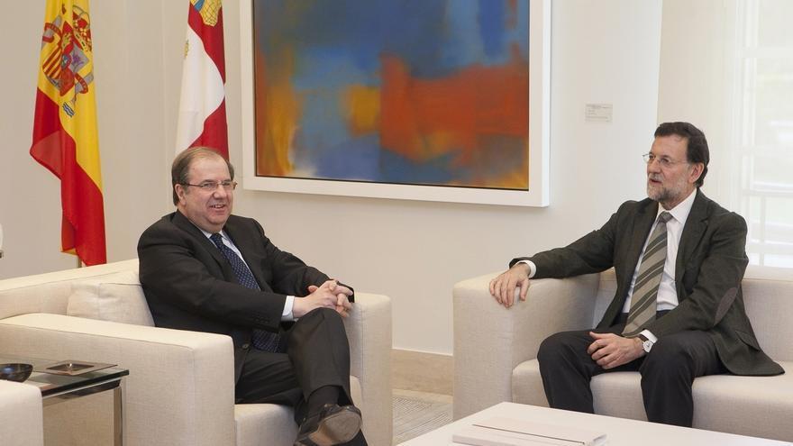 """Rajoy: """"Mi relación con Herrera es estupenda, lo que no quiere decir que estemos siempre de acuerdo"""""""