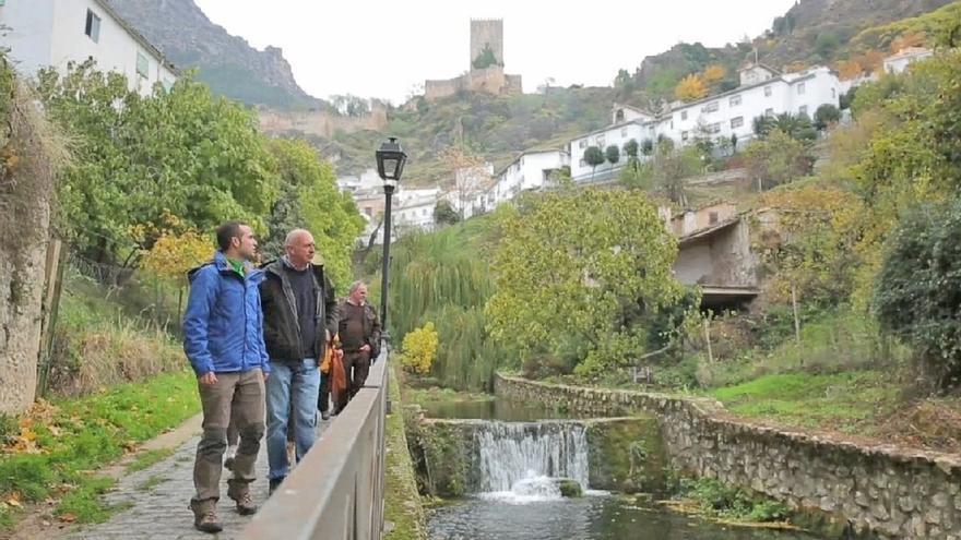 Cazorla logra mantener al alza el número de turistas durante todo el año