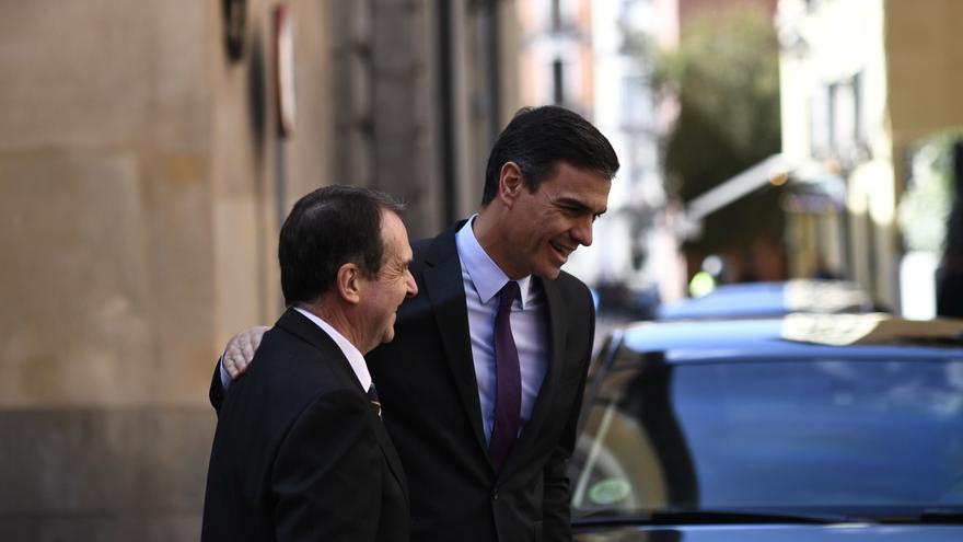Abel Caballero y Sánchez mantendrán el lunes un encuentro telemático para abordar el papel de los ayuntamientos