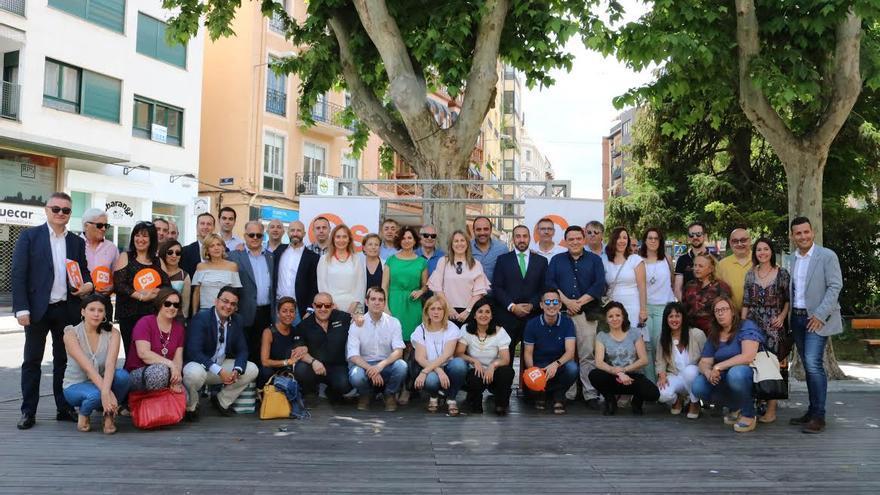 Jornada de convivencia de Ciudadanos CLM para celebrar el Día de la Región FOTO: Ciudadanos