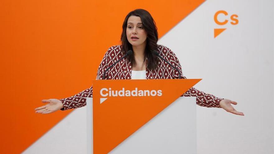 """Cs pedirá la comparecencia de Huerta ante el Congreso para que """"dé explicaciones"""""""