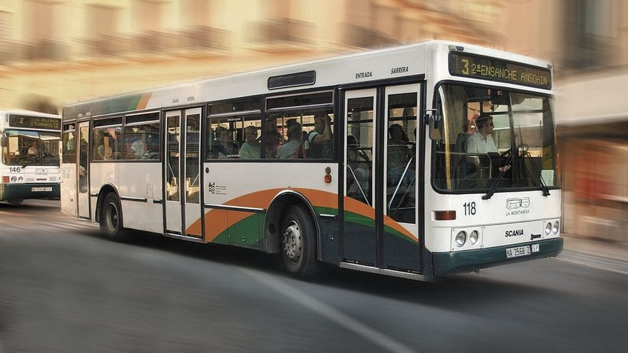 El Transporte Urbano Comarcal regresa el lunes, día 5, al horario de invierno