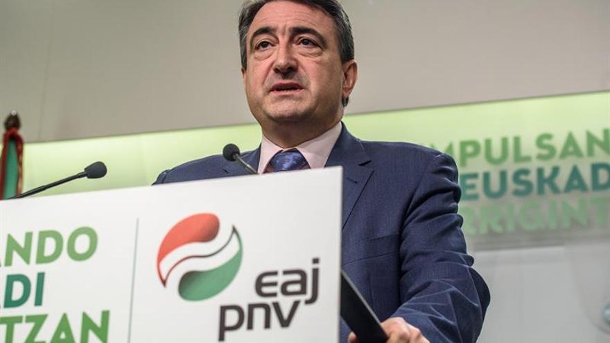 """El PNV, """"preparado"""" y dispuesto a ser protagonista en la próxima legislatura"""