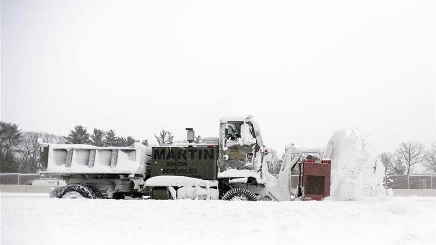 """""""Hércules"""" deja al menos nueve muertos al congelar un tercio de Estados Unidos"""