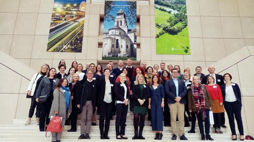 Participantes en Bioregio