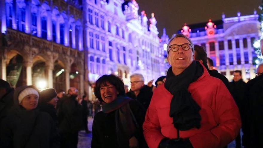 Los espacios culturales de Bruselas permanecen cerrados el fin de semana