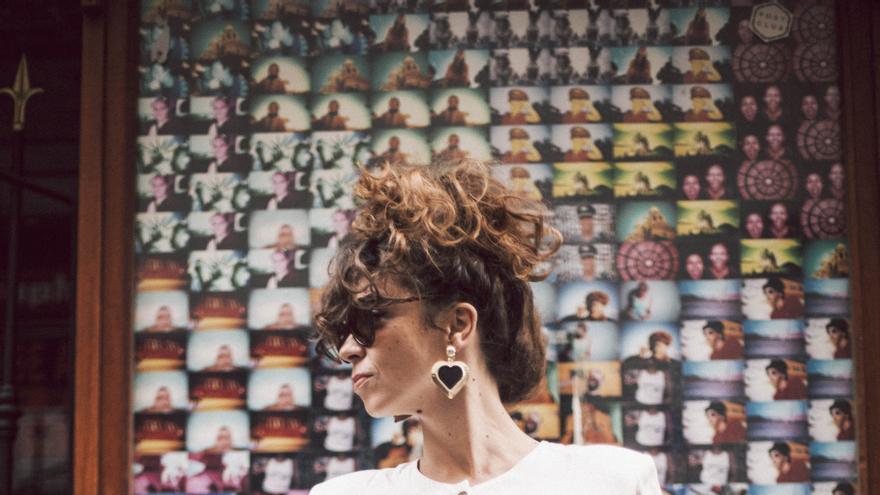 Sandra Carrasco, cantante onubense de tendencia flamenca
