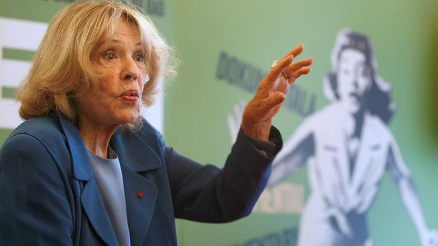 El Festival de Cine Francés de Málaga homenajeará a la actriz Jeanne Moreau
