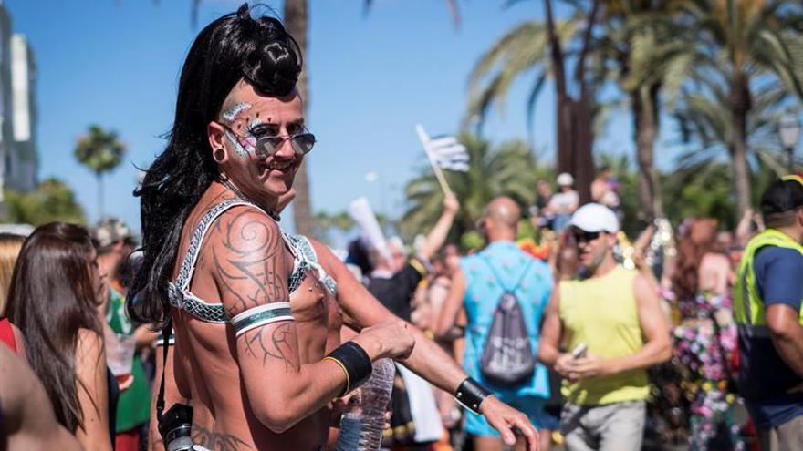 Maspalomas espera a 150.000 personas en su Orgullo, que coronará al Mr. Gay