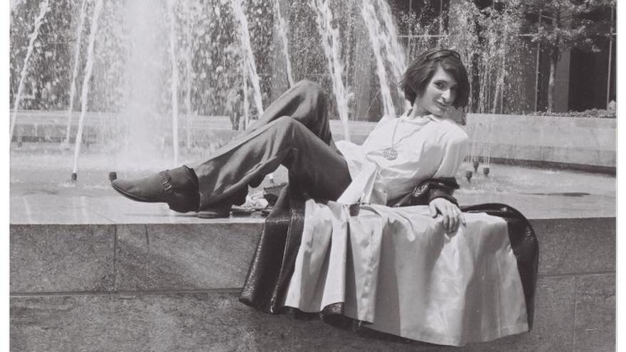 Sylvia Rivera / Colección digital de la Biblioteca Pública de Nueva York
