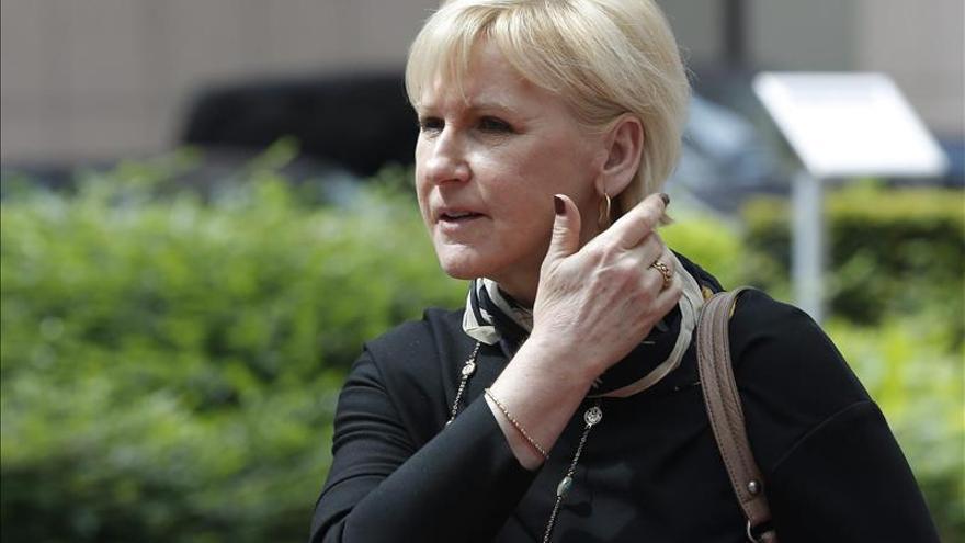 Suecia rechaza las conclusiones de la ONU sobre el caso Assange