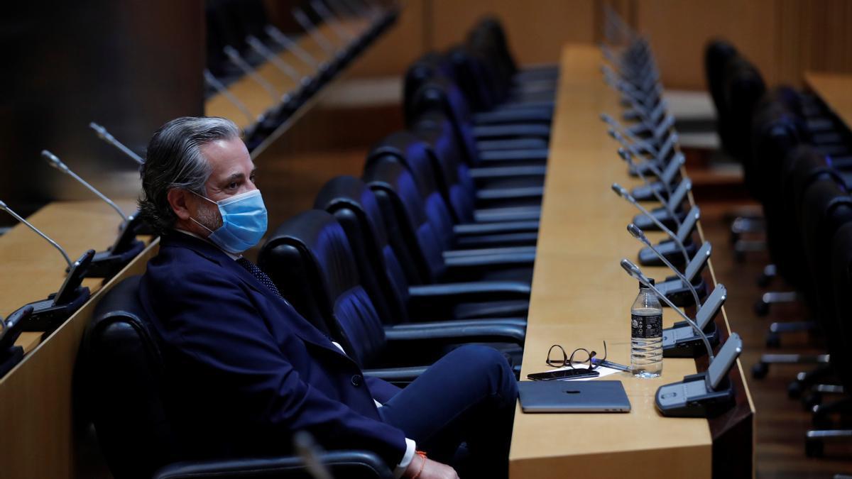 El exdiputado de Ciudadanos Marcos de Quinto.