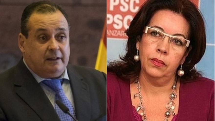 Blas Trujillo y Manuela de Armas.