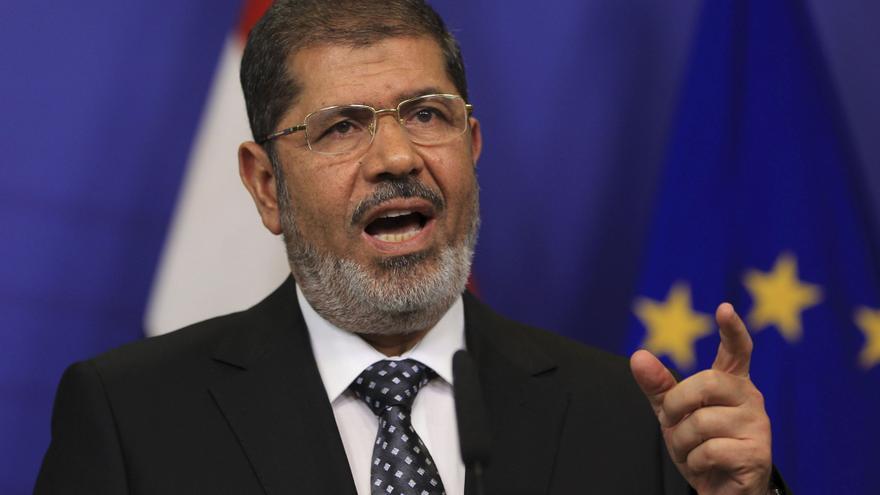 El presidente egipcio subraya el papel de Irán en la resolución de la crisis siria