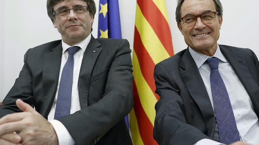Artur Mas dice que Cataluña no está aún preparada para la independencia