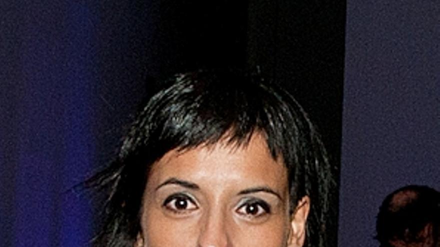 Sara Buesa, hija del dirigente del PSE asesinado por ETA el 20 de febrero de 2000, Fernando Buesa.