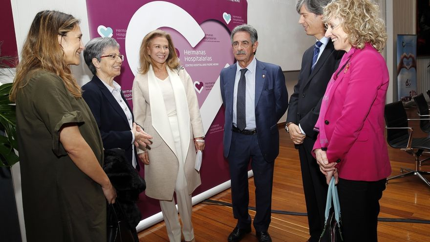 Alicia Koplowitz recibe el Premio Salud Mental Padre Menni