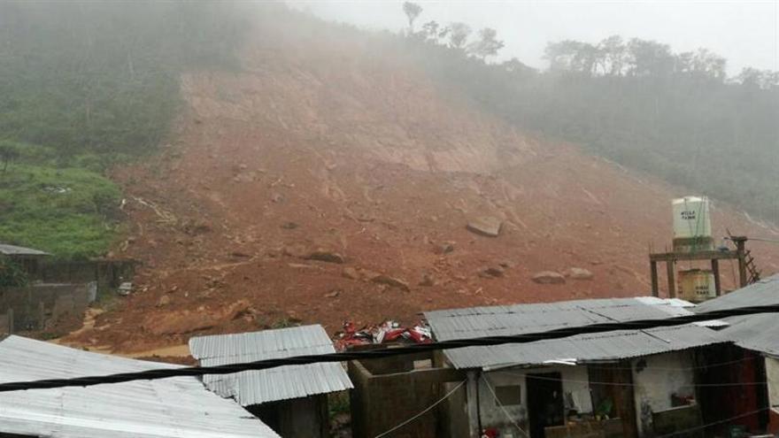 La ONU evalúa los daños en Sierra Leona y prepara un plan para prevenir enfermedades