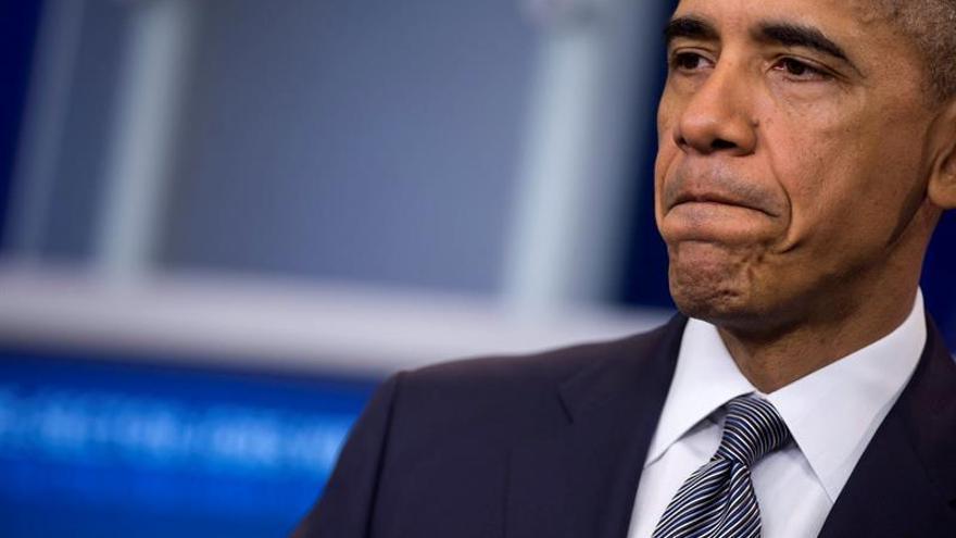 """Obama amplia la """"no-guerra"""" contra el EI con la vista en la toma de Mosul"""
