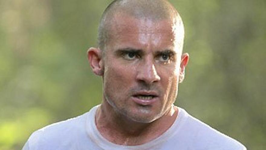 El protagonista de 'Prison Break' sufre un fuerte accidente en el set de rodaje