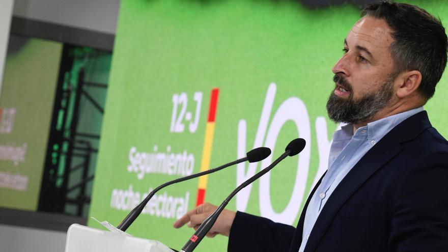 Vox recurrirá ante el Constitucional el estado de alarma en Madrid