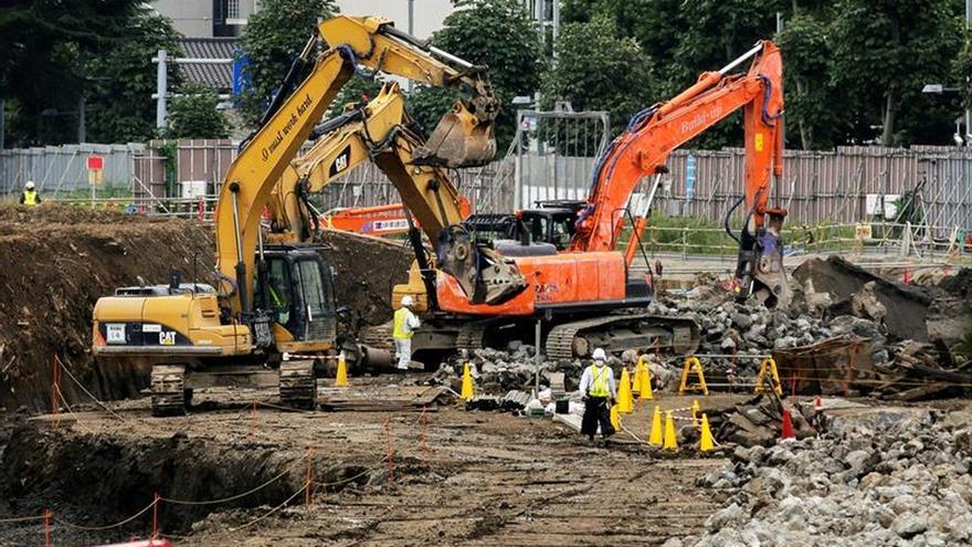 Los pedidos de maquinaria en Japón cayeron un 3,6 por ciento en mayo