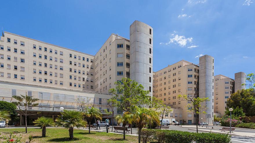 El Hospital General Universitario de Alicante