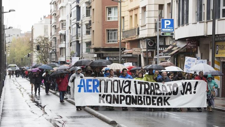 Aernnova anuncia al comité que es necesario reducir unos 145 puestos en Álava