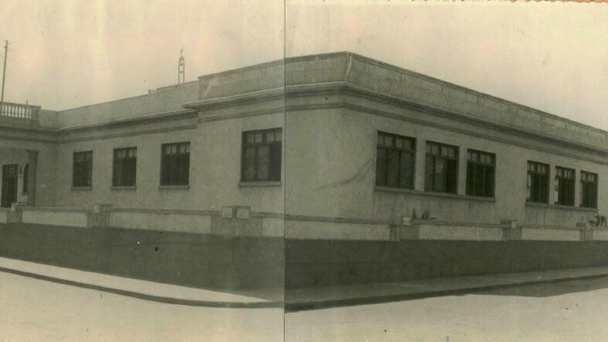 Antigua comisaría de La Calle Luis Antúnez