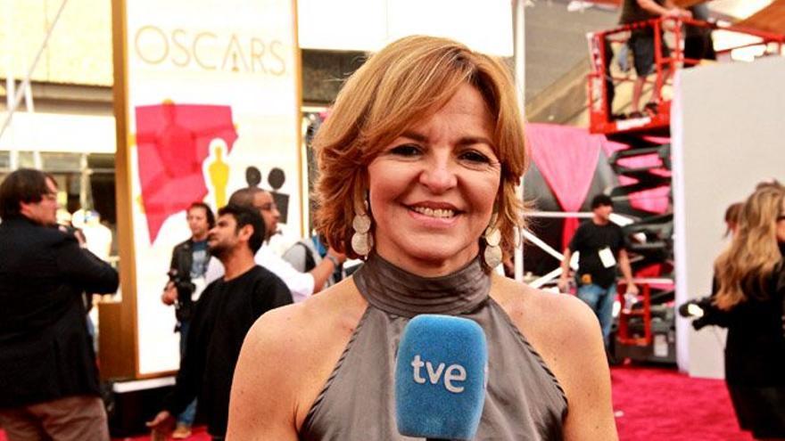 Condenado el autor de una campaña contra la periodista de TVE Almudena Ariza