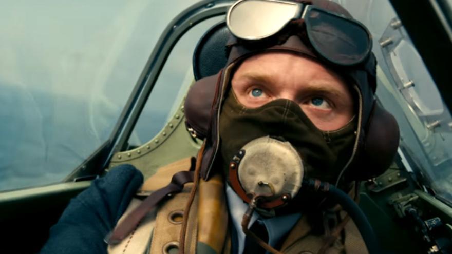 """El aire"" en Dunkerque, de Christopher Nolan"