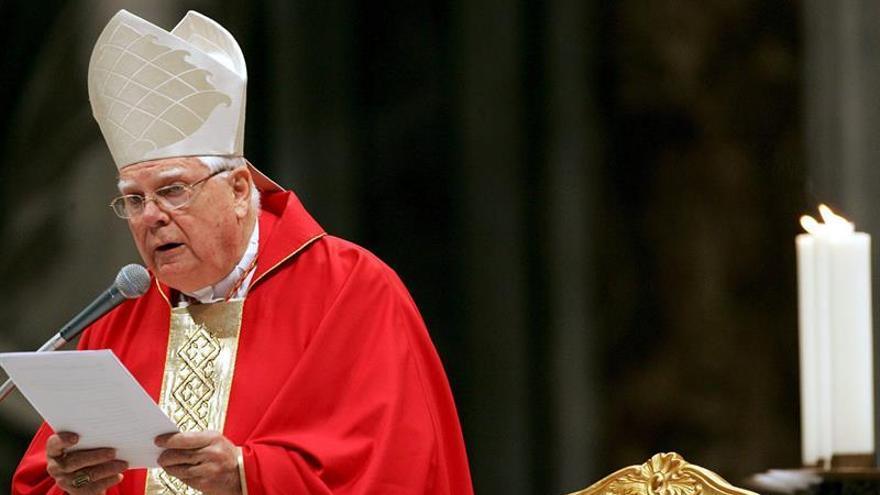 La muerte del cardenal Law reaviva el dolor de víctimas de curas pederastas