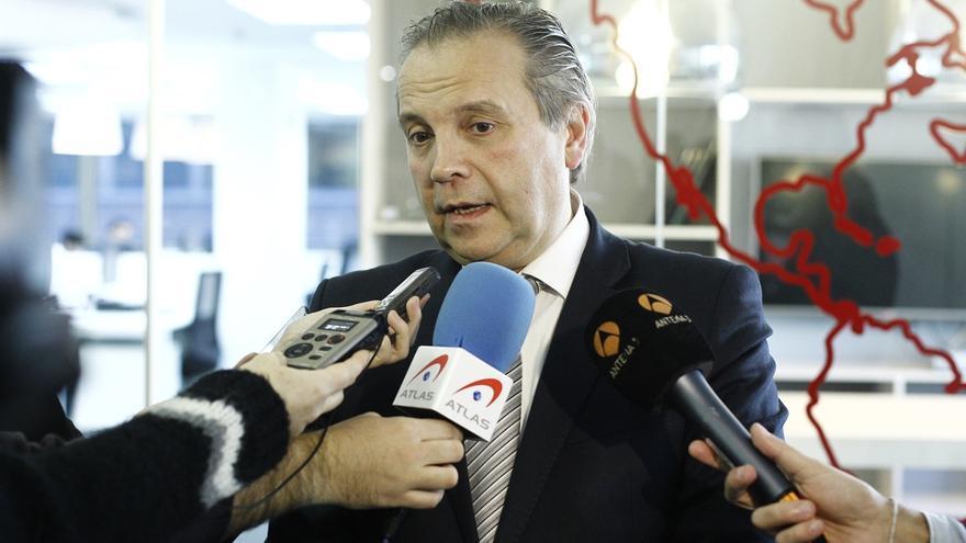 """Carmona (PSOE) muestra su """"apoyo"""" para """"mantener IU en pie"""" y convoca a """"un ejercicio de sentido común"""""""