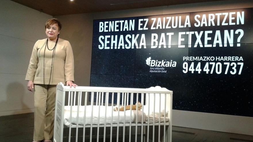 Bizkaia recibe 300 peticiones de información tras su llamamiento a colaborar como familias de acogida
