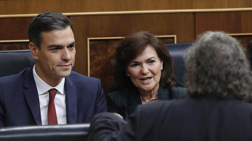 """Calvo ve a Cs desubicado: """"Han perdido el pie desde la moción de censura"""""""