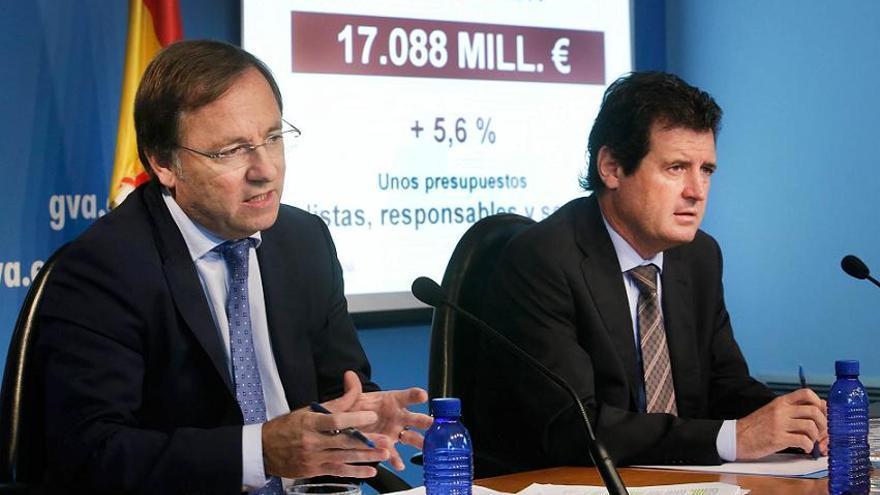 Juan Carlos Moragues José Císcar presupuestos