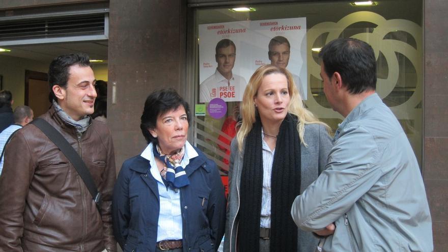 """Cantera dice a PP que """"hablar en serio"""" es """"potenciar"""" la ley contra la violencia de género y dotar de recursos"""