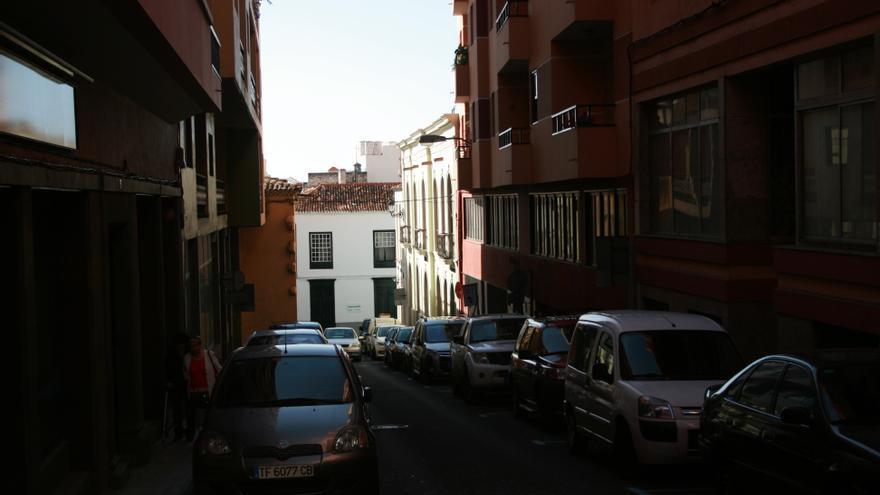 Imagen de la calle en la actualidad.