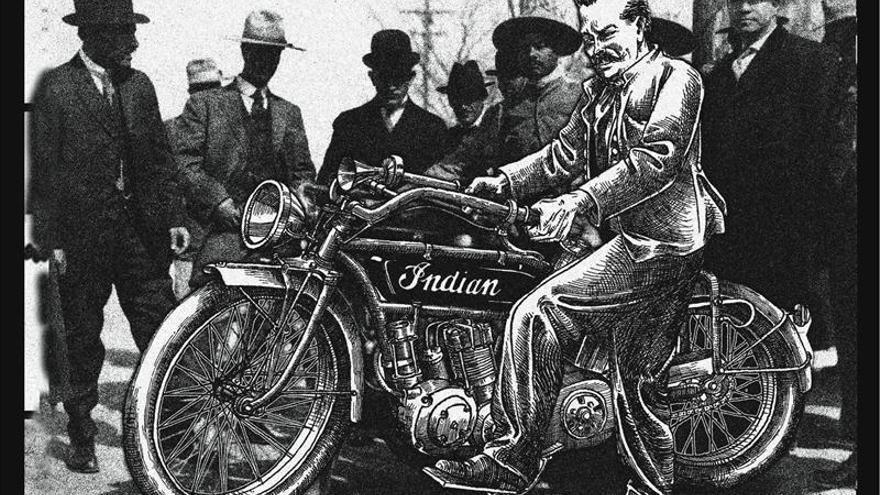 Paco Taibo II y Eko reviven en cómic la toma de Zacatecas por Pancho Villa