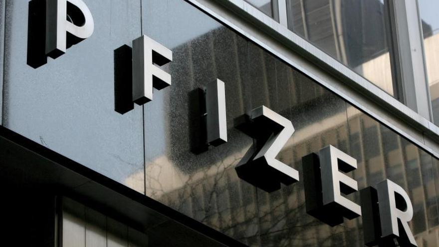 Pfizer gana 22.000 millones en 2013, un 51 por ciento más