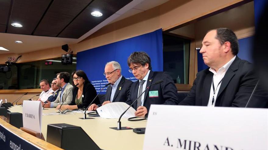 Puigdemont recurrirá al TJUE para poder ejercer de eurodiputado