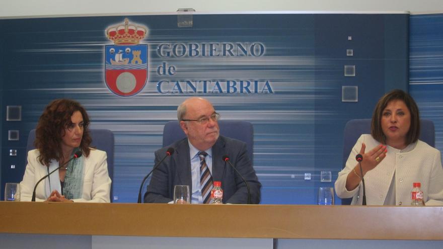 Dimite la directora general del Servicio Cántabro de Empleo, Carmen Díez Marzal