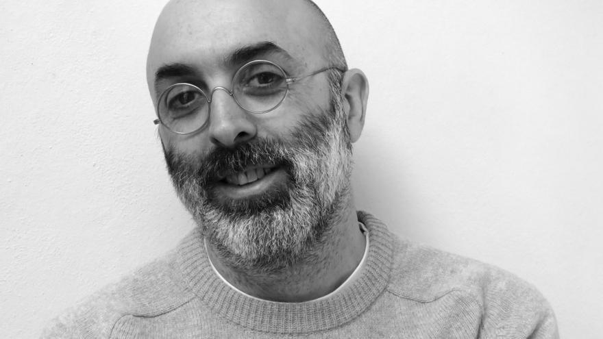 El escritor Eduardo Halfon // Foto: Adriana Bianchedi
