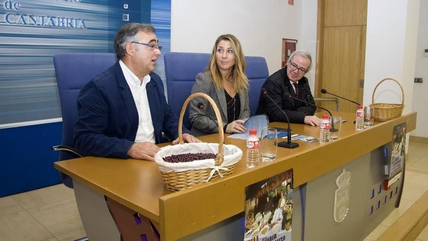 Concurso de olla ferroviaria, show-cooking de alubia roja y Ruth Beitia, protagonistas de la Feria de Casar de Periedo