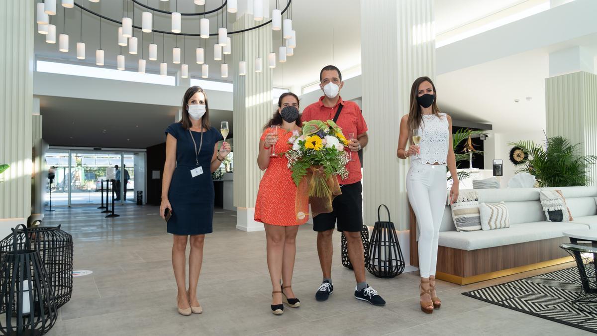Inauguración del hotel Kurama Serenoa by Lopesan Hotels
