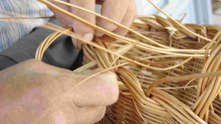 La cestería, tradicionalmente muy relevante en la cita de Guía de Isora