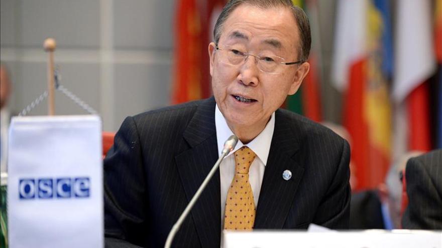 Ban pide retomar negociaciones sobre el Sahara y permitir trabajo de enviados