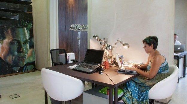 Coworking en Village Madrid con Val Kilmer